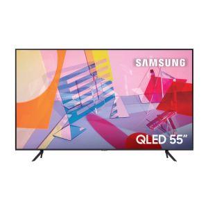 "Smart TV 55"" 4K SAMSUNG QN55Q60TAGCZB Qled UHD"